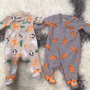 Preemie sleepers